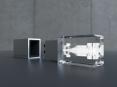 3D Kristall USB Sticks - 12