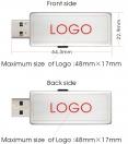 USB Stick Klasik 128 - thumbnail - 3
